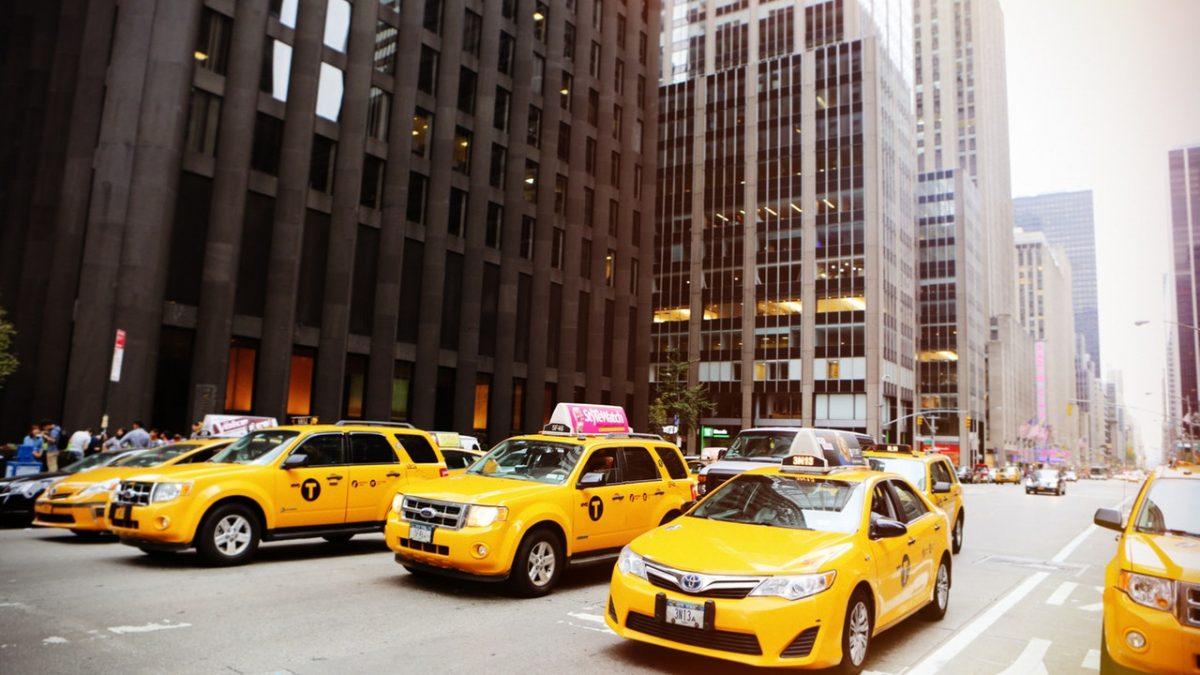 yellow cab fleet